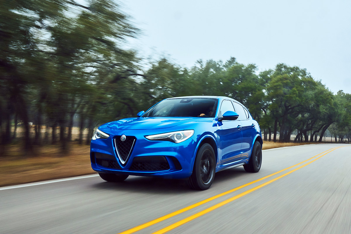 2019 Alfa Romeo Stelvio Quadrifoglio Is One Heck Of A Performance SUV