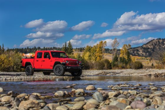 2020 Jeep Gladiator Rubicon : Review