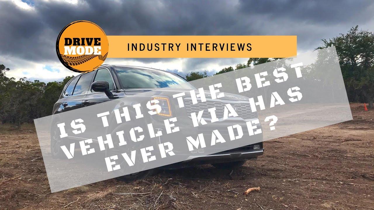 Kia Telluride Interview Steve Hirashiki