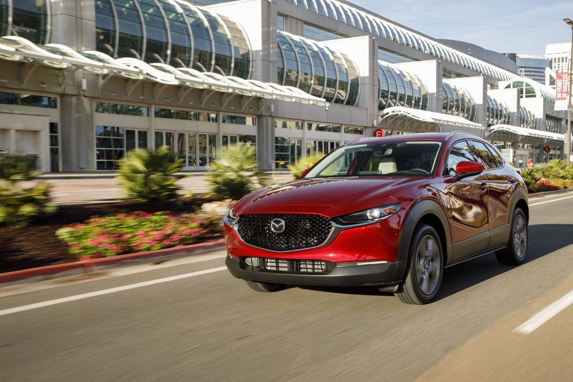 First Drive: Smooth 2020 Mazda CX-30 is an audio game changer