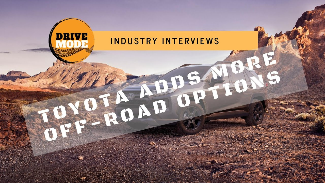 A Quickie With the Toyota RAV4 TRD Off-Road
