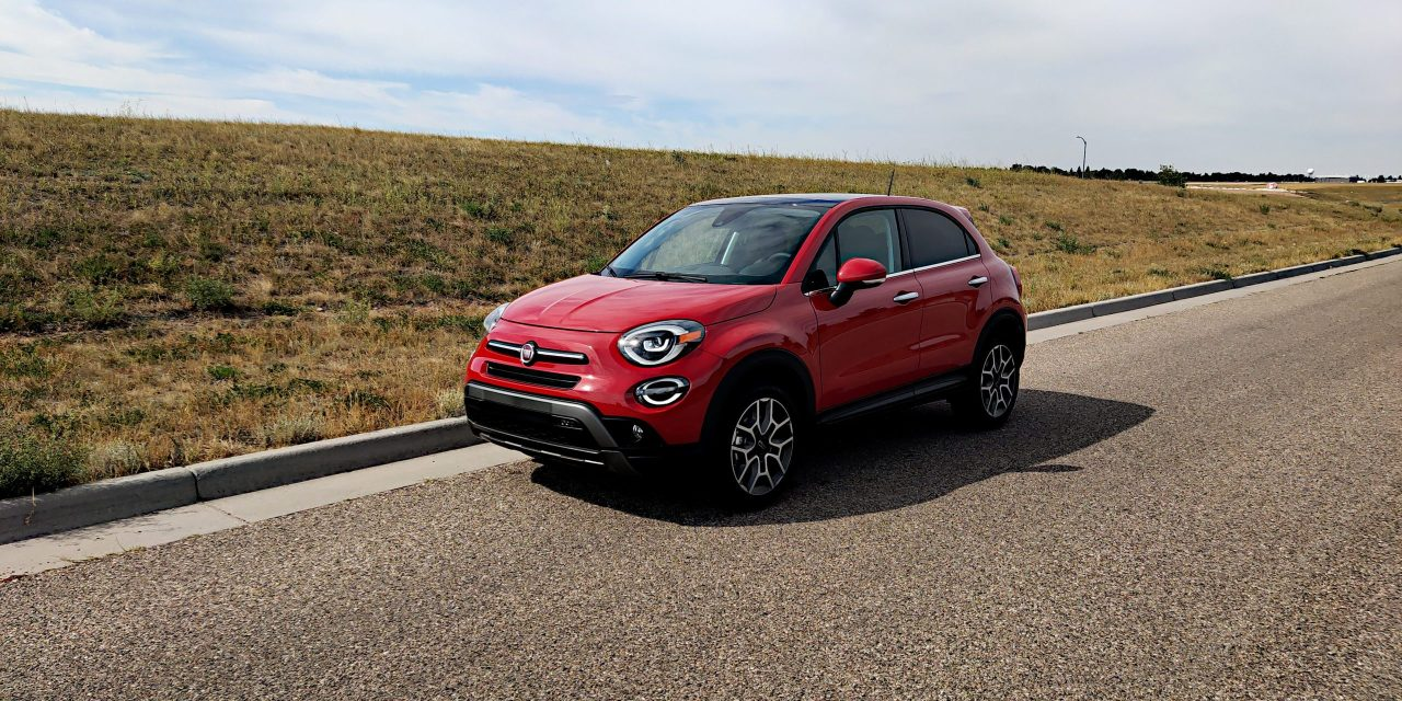 The Fiat 500X is a Compact and Quirky Option for Colorado