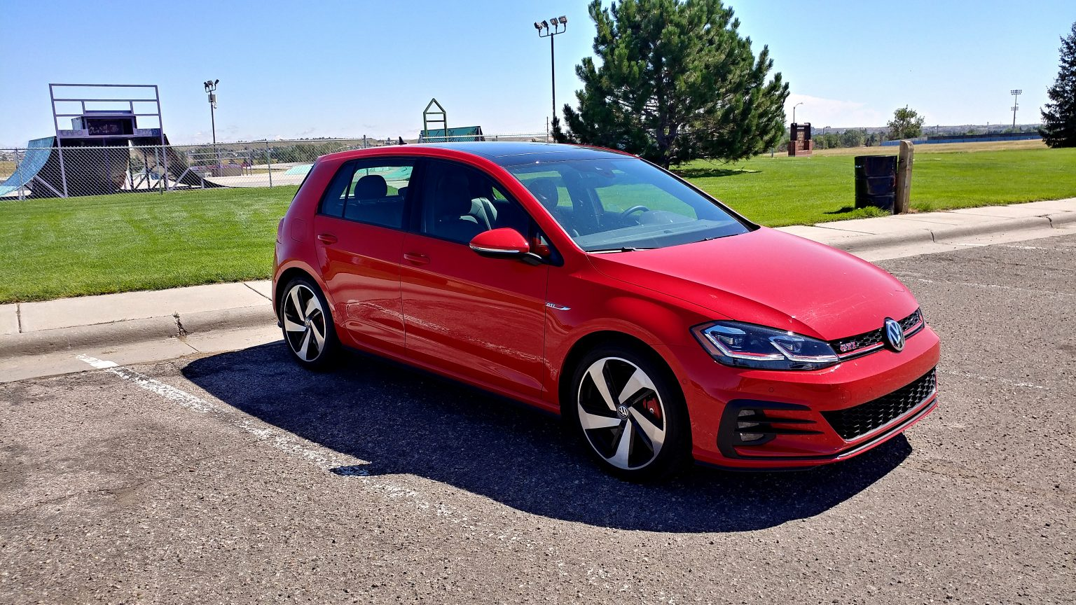 2019 Volkswagen Golf GTI Autobahn review
