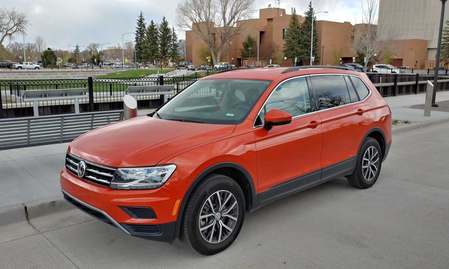 2019 Volkswagen Tiguan Changes Up the Bigness