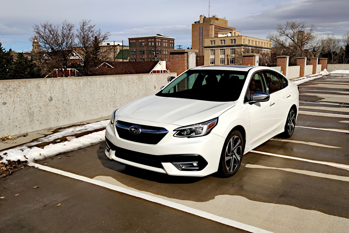 Review: 2020 Subaru Legacy brings a big game to a dying segment