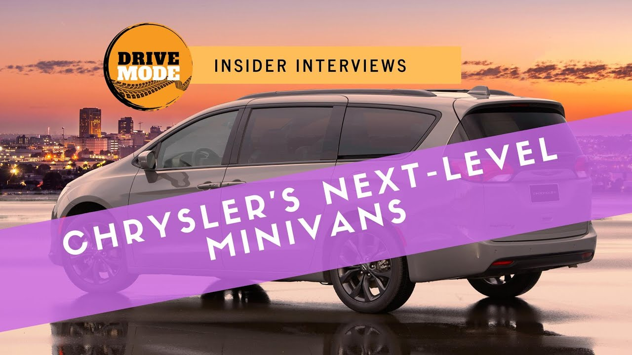 Chrysler Pacifica and Voyager – What's New for 2020