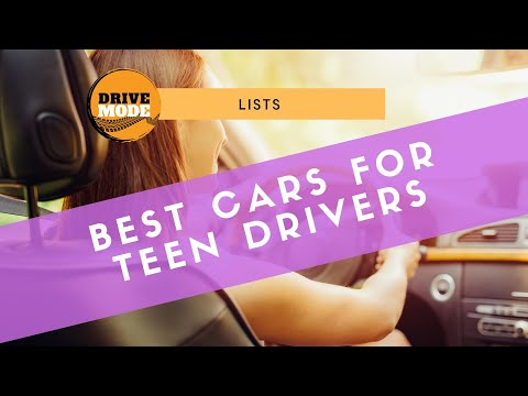 Our Best Choices in Cars for Teenagers