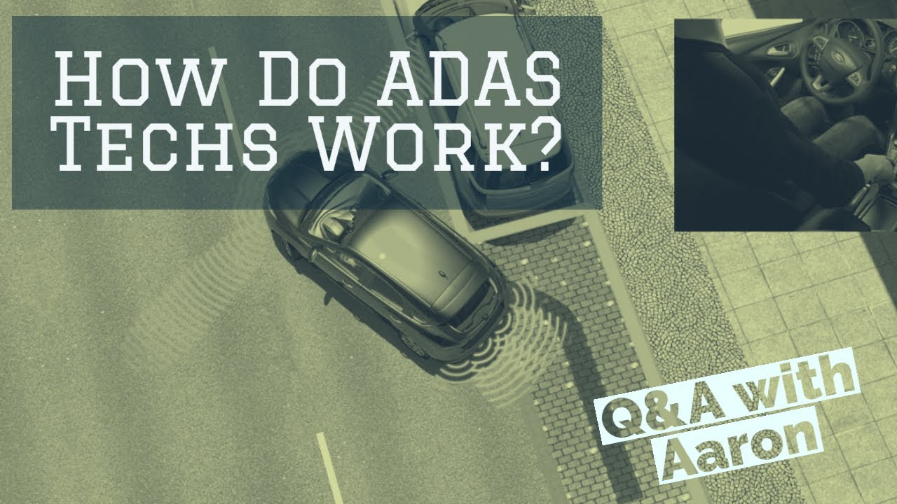 Q&A: What is ADAS Technology and How Does It Work?