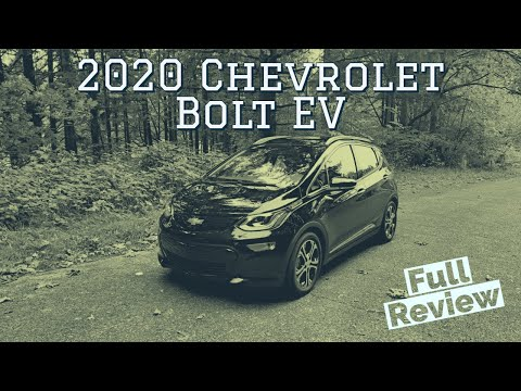 2020 Chevrolet Bolt EV full review