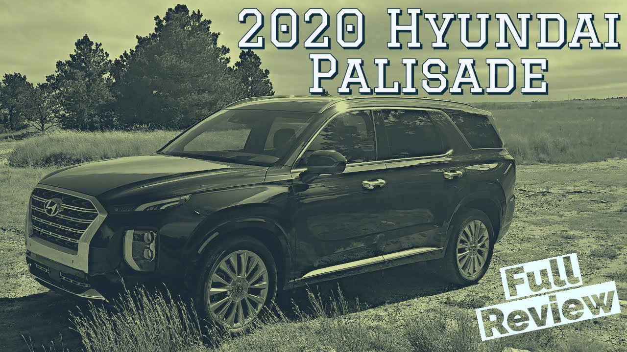 Review: 2020 Hyundai Palisade