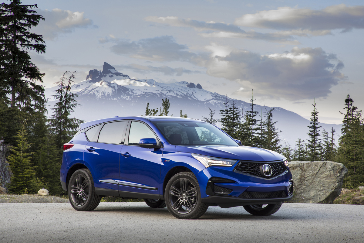 2020 Acura RDX – Like the MDX, Only Faster