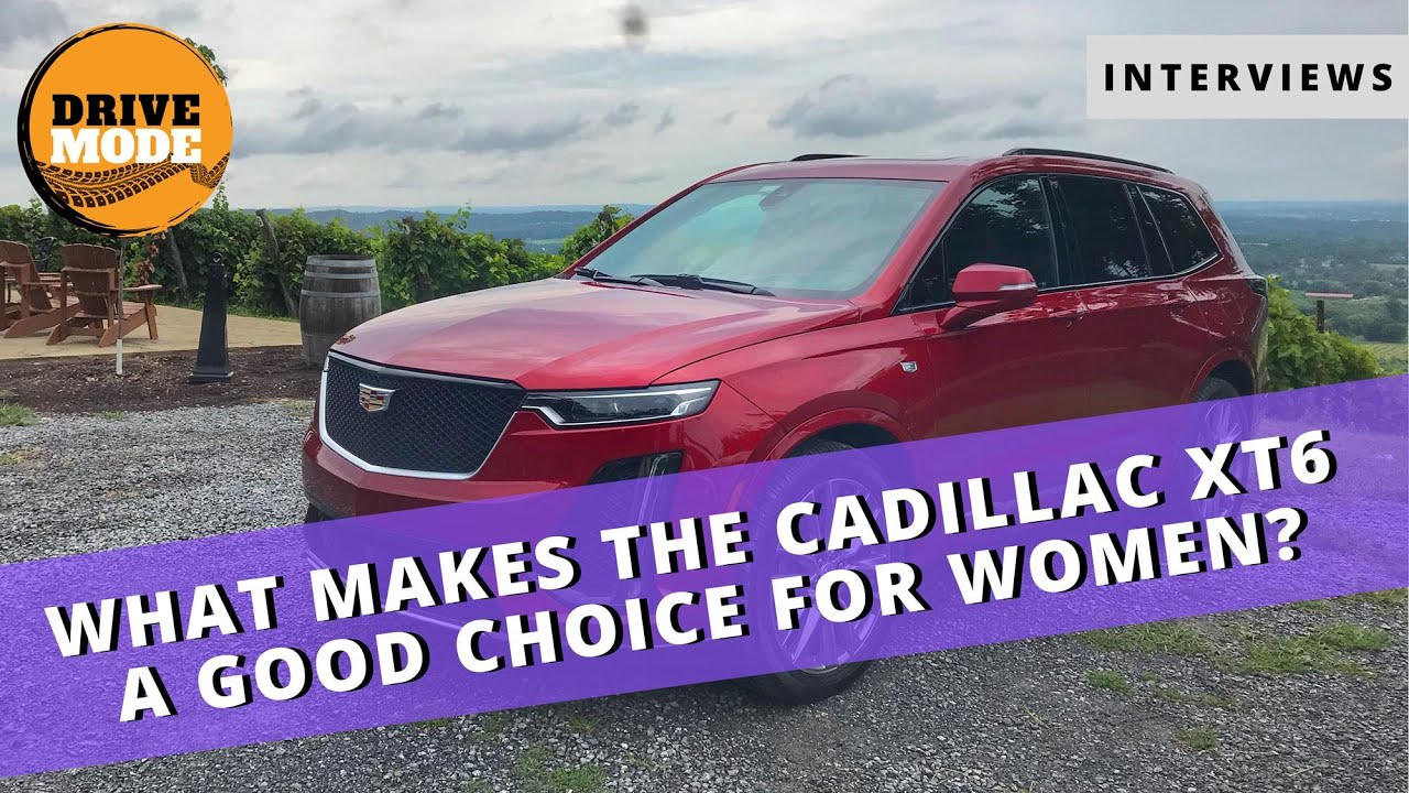 Checking Out the 2020 Cadillac XT6 in Design
