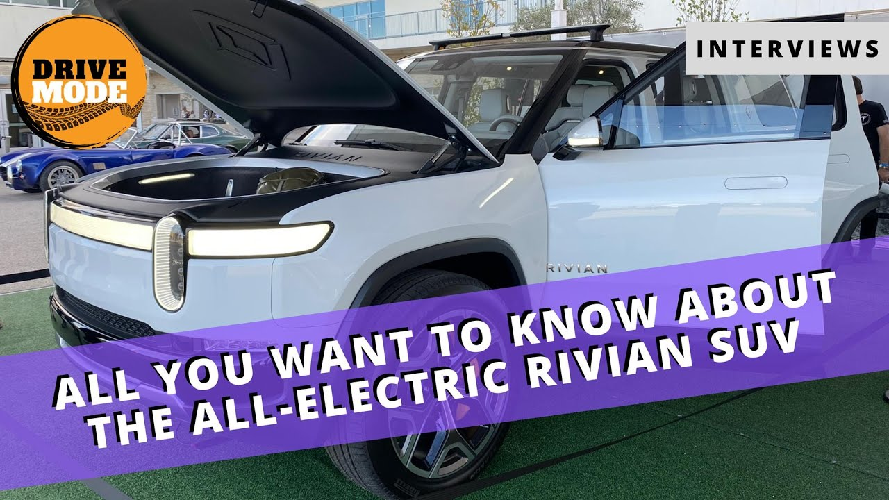 What Is Rivian All About? We Find Out