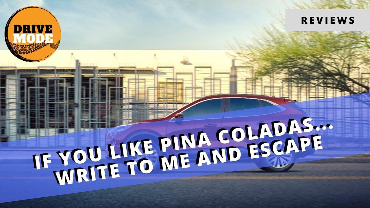 2020 Ford Escape at the Chicago Auto Show