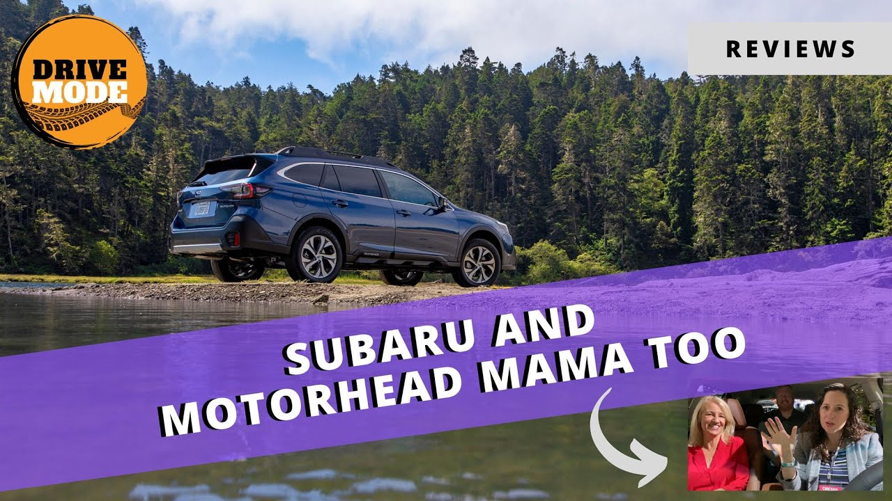 2020 Subaru Outback With Special Guest Motorhead Mama