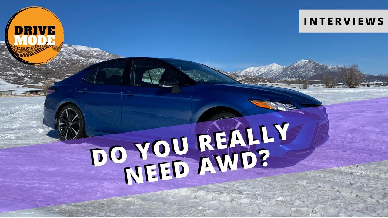 Why Did Toyota Make AWD Sedans?