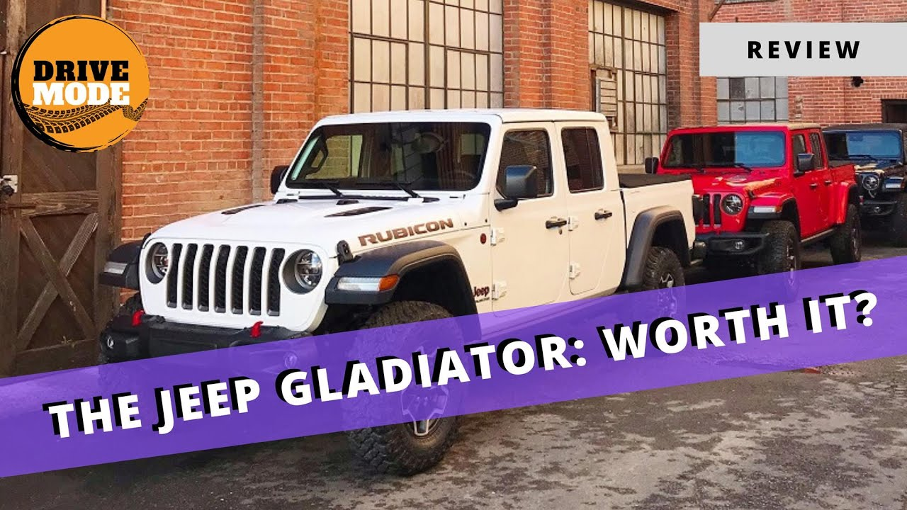 Full Review of the 2020 Jeep Gladiator