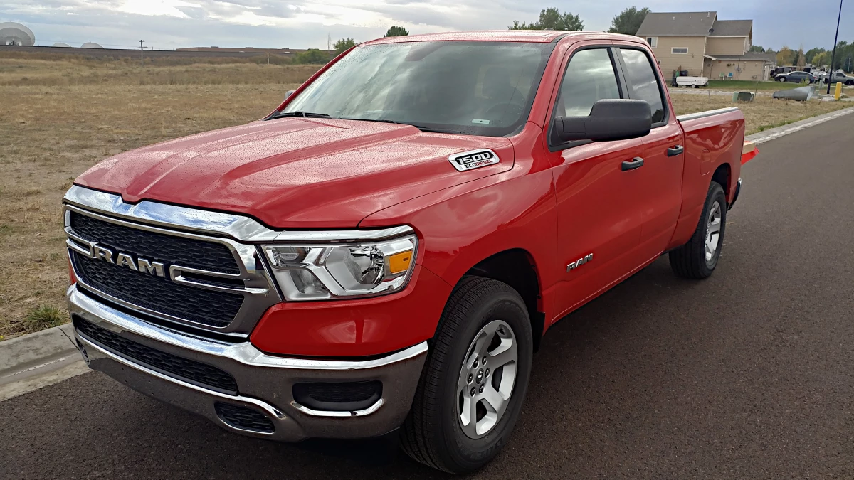 How do the 2020 Ram 1500's efficiency options stack up?