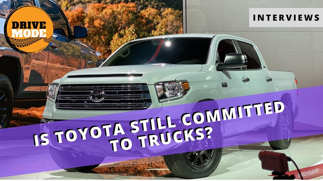 2020 Toyota Truck Q&A with Toyota Experts