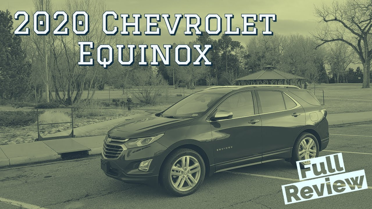 2020 Chevrolet Equinox review