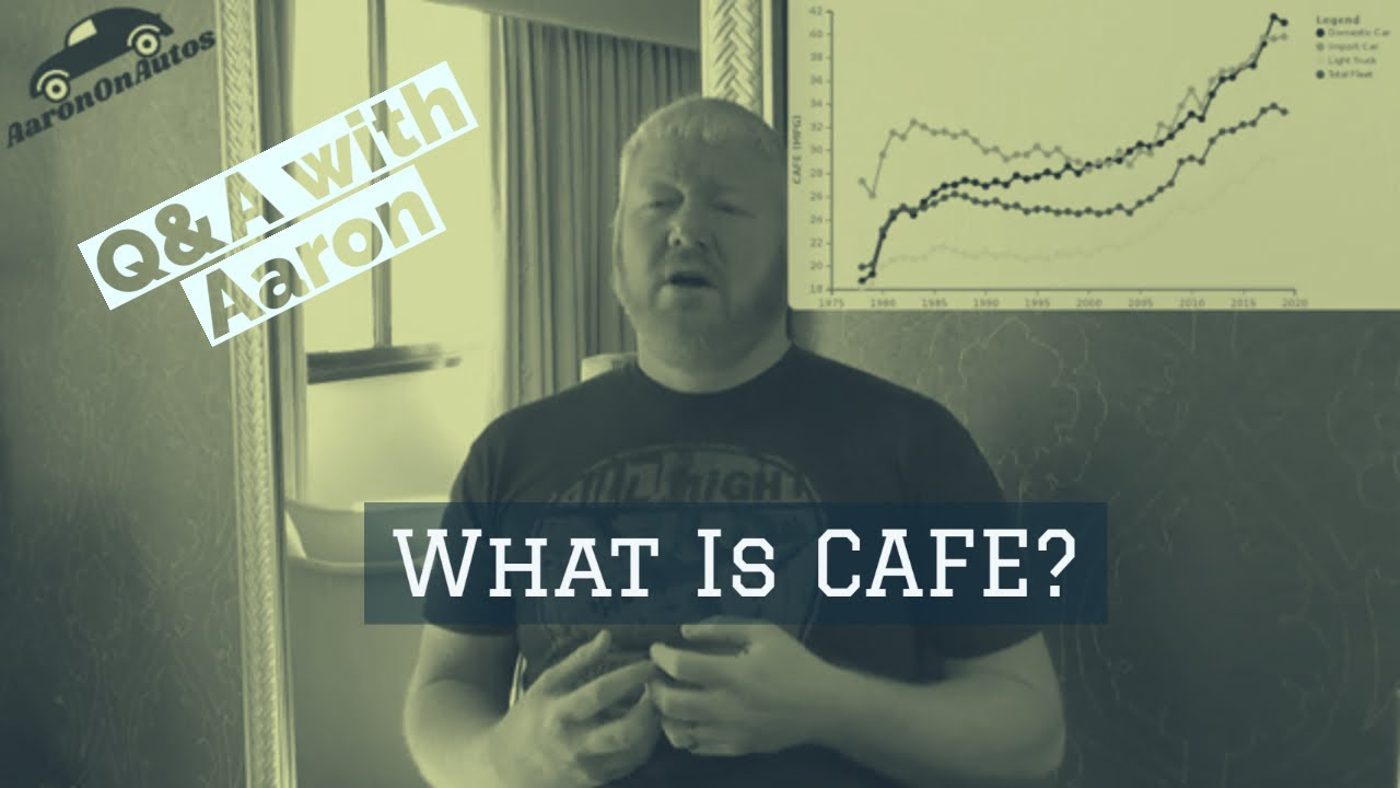 Q&A: What is CAFE?