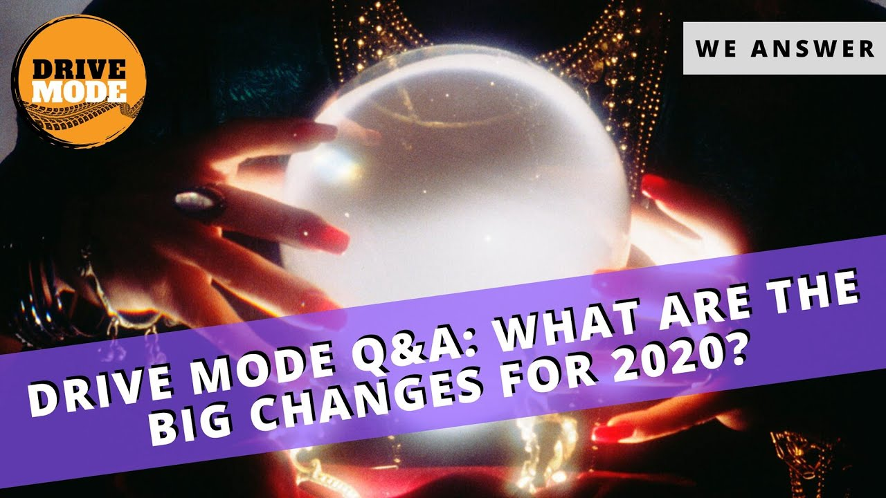 Drive Mode Q&A: What Big Changes Are Happening in Automotive?