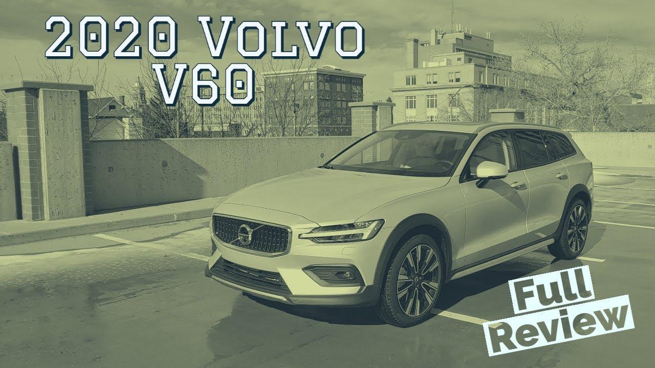 2020 Volvo V60 review