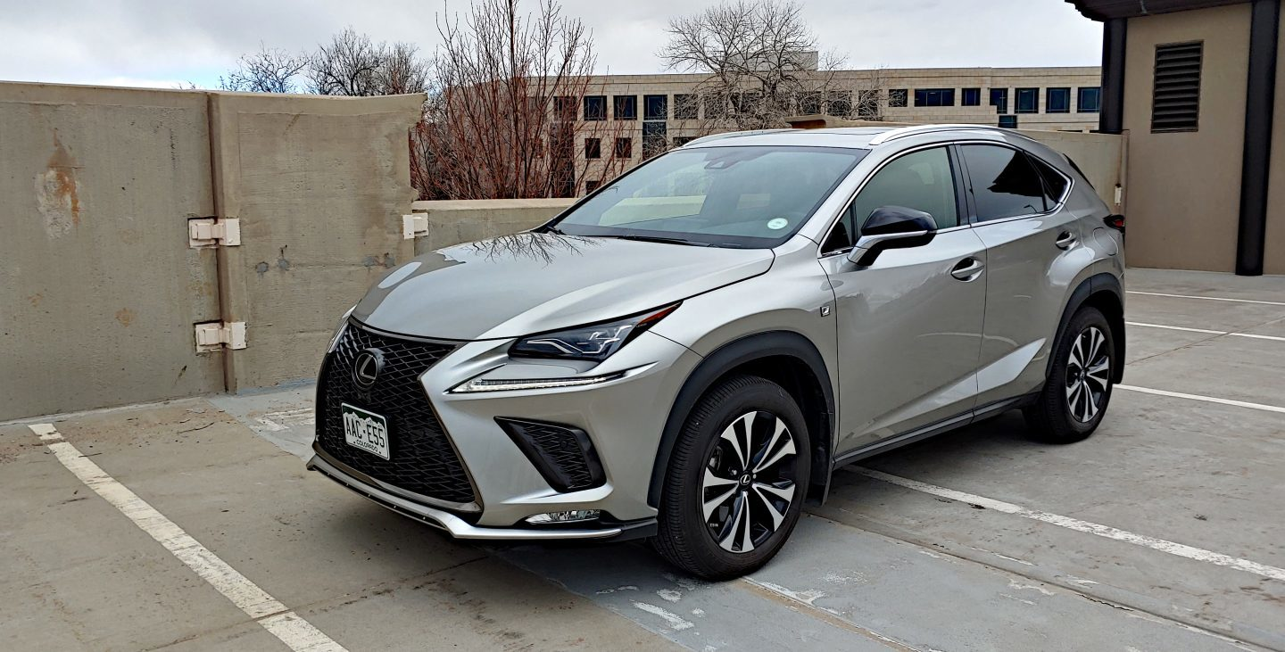 Video Review: 2020 Lexus NX 300 is 'Clean Up and Take a Bath' Stylish