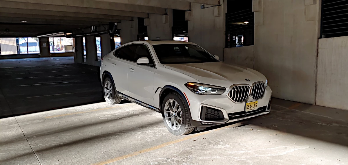 Review: 2020 BMW X6 doesn't need the M package for greatness