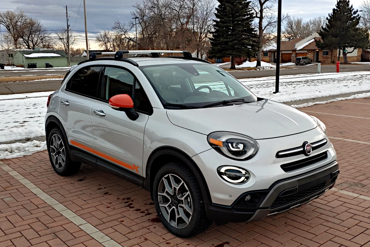 Review: 2020 Fiat 500X is better than it looks