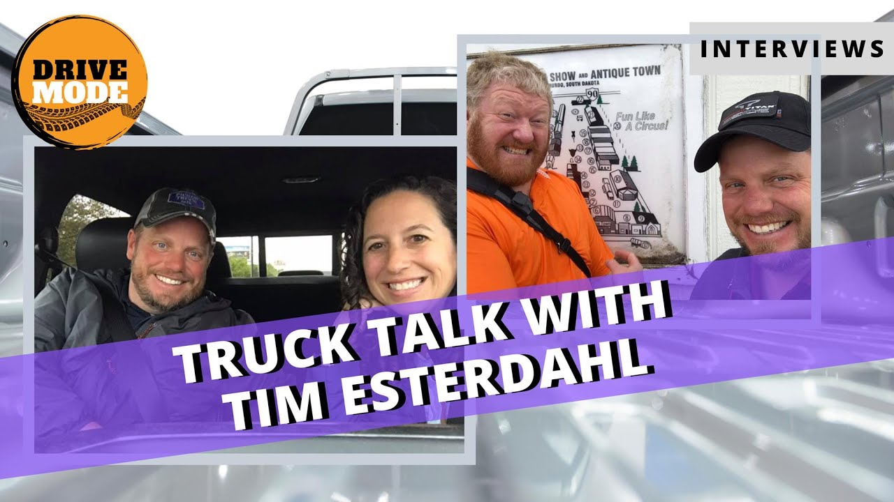 Talking Heavy Duty Trucks with Tim at Pickup Truck Talk