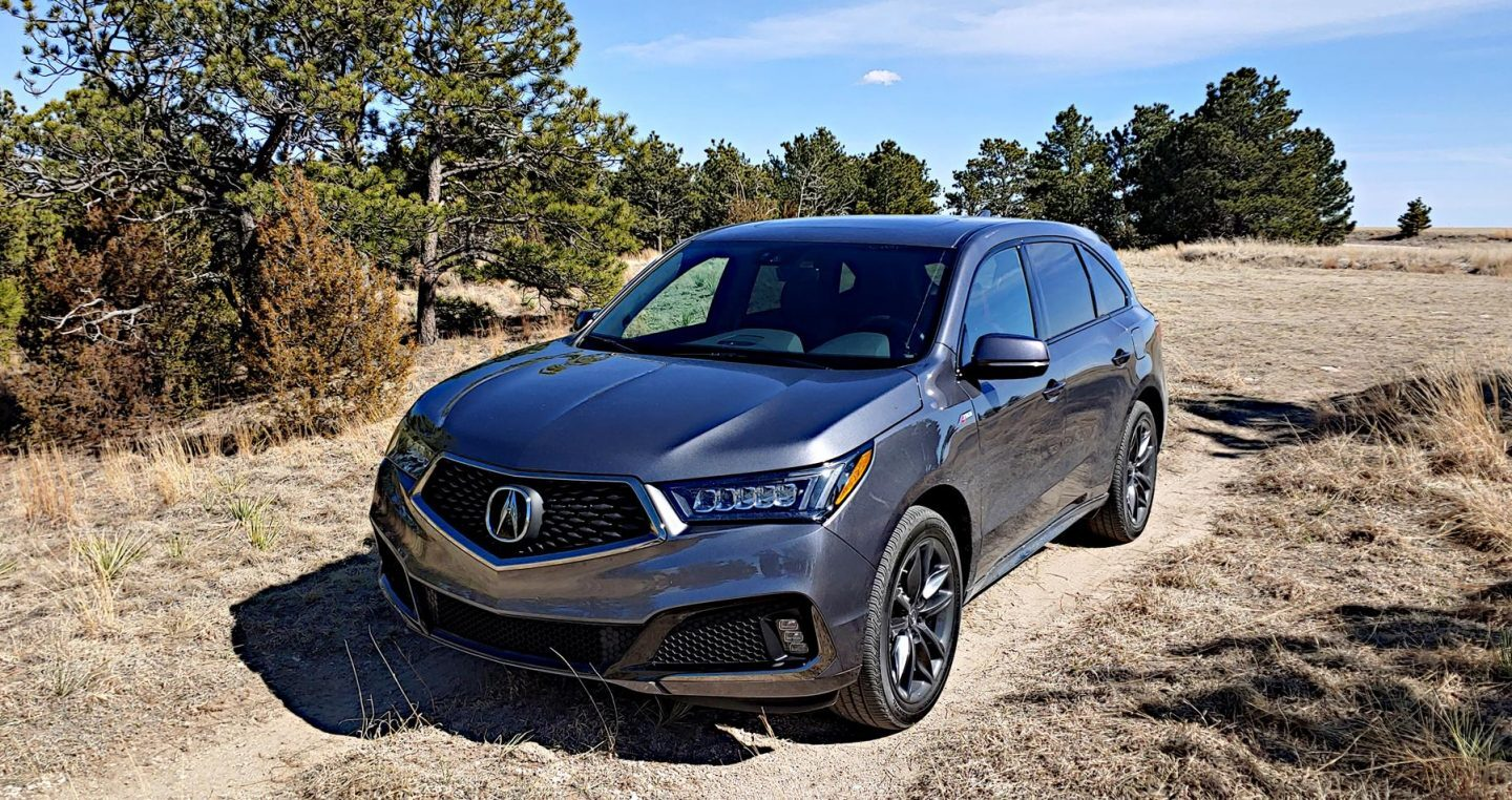 Video Review: 2020 Acura MDX A-Spec