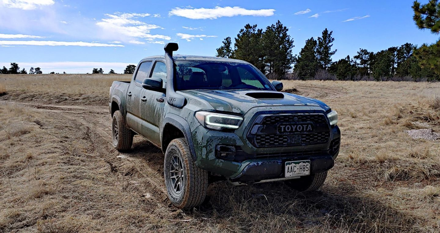 Video Review: 2020 Toyota Tacoma TRD Pro