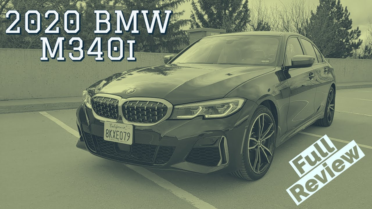 2020 BMW M340i review