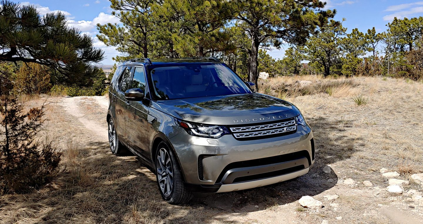 Video Review: 2020 Land Rover Discovery