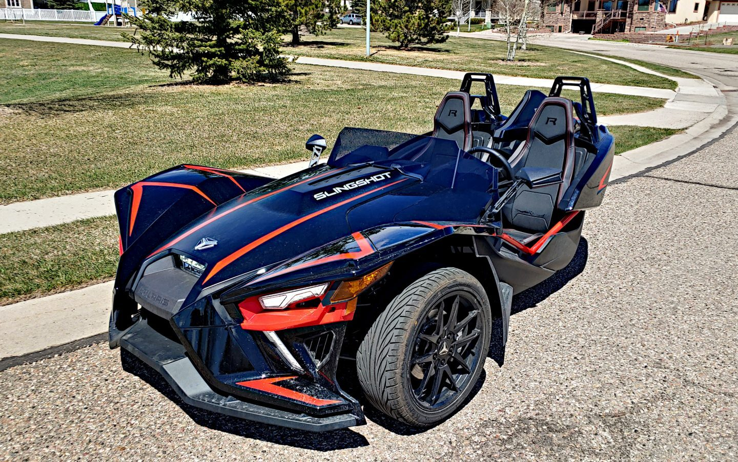 Video Review: 2020 Polaris Slingshot