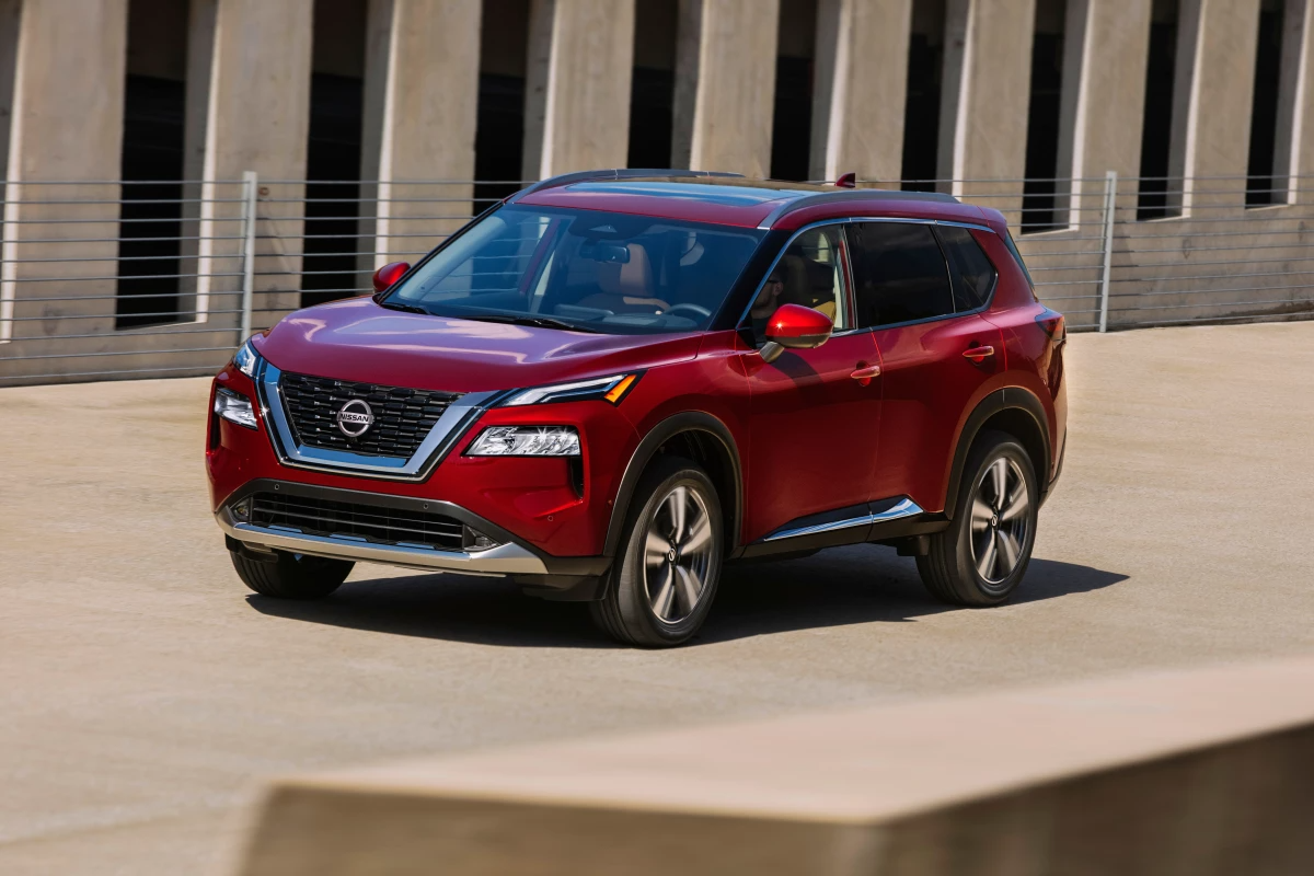Nissan unveils all-new, beefier 2021 Rogue
