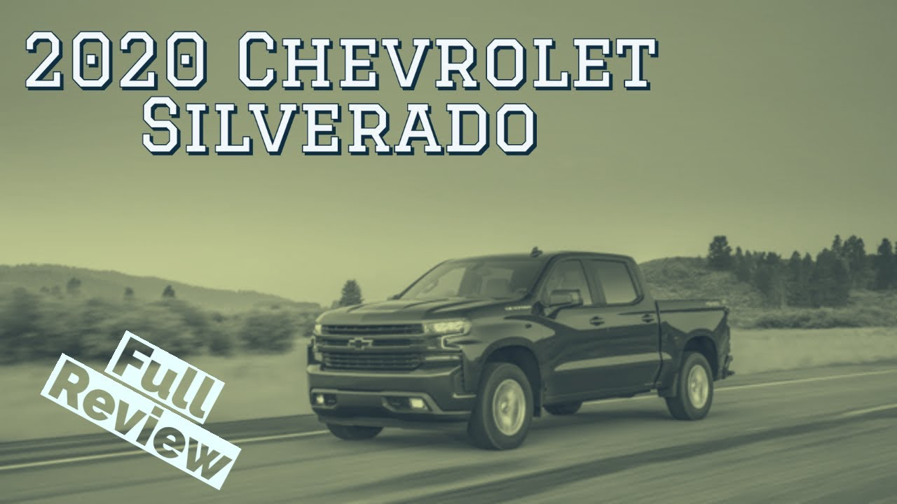 2020 Chevrolet Silverado review
