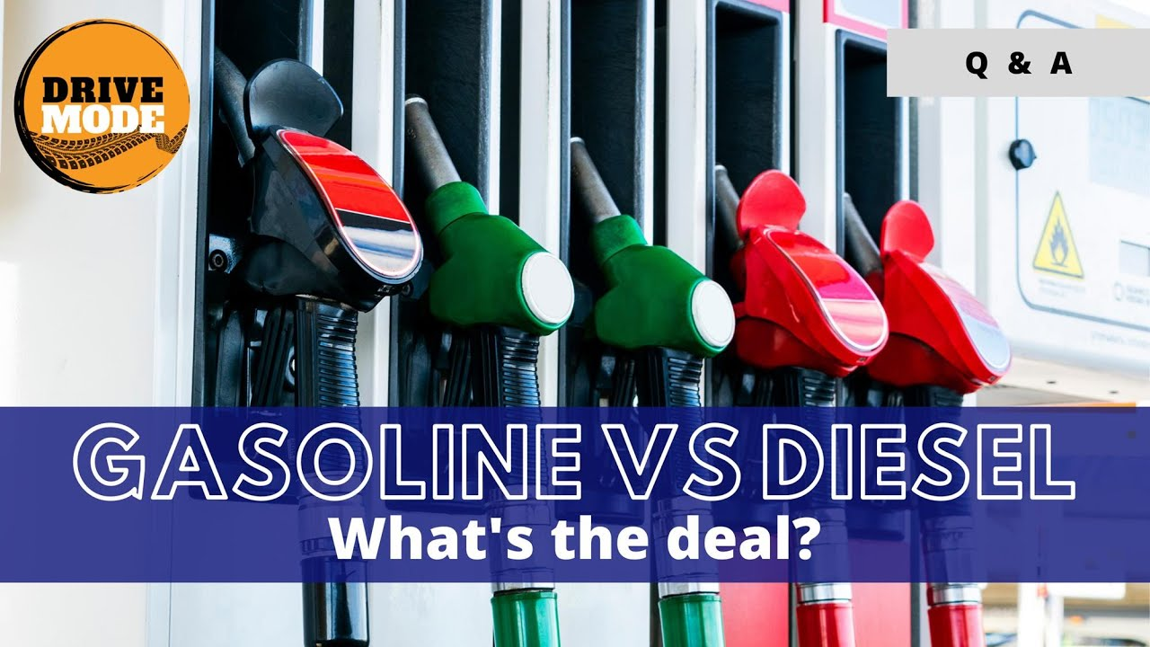 Why is Diesel More Efficient Than Gasoline?