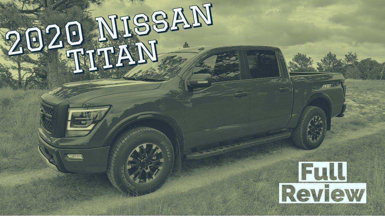 2020 Nissan Titan Pro 4X review