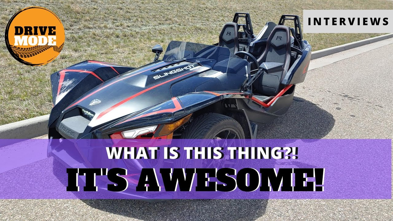 Review: 2020 Polaris Slingshot – fast and furious on 3 wheels
