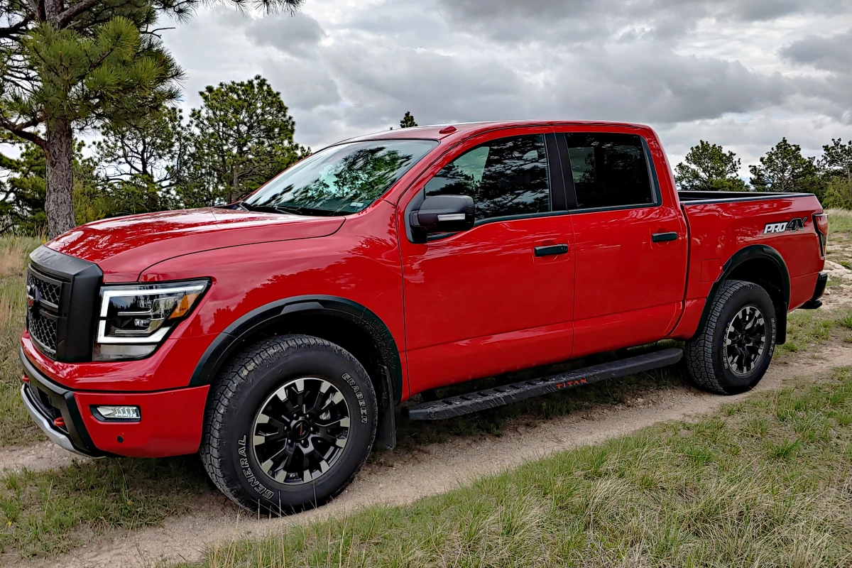 Review: 2020 Nissan Titan gets a raft of much-needed improvements