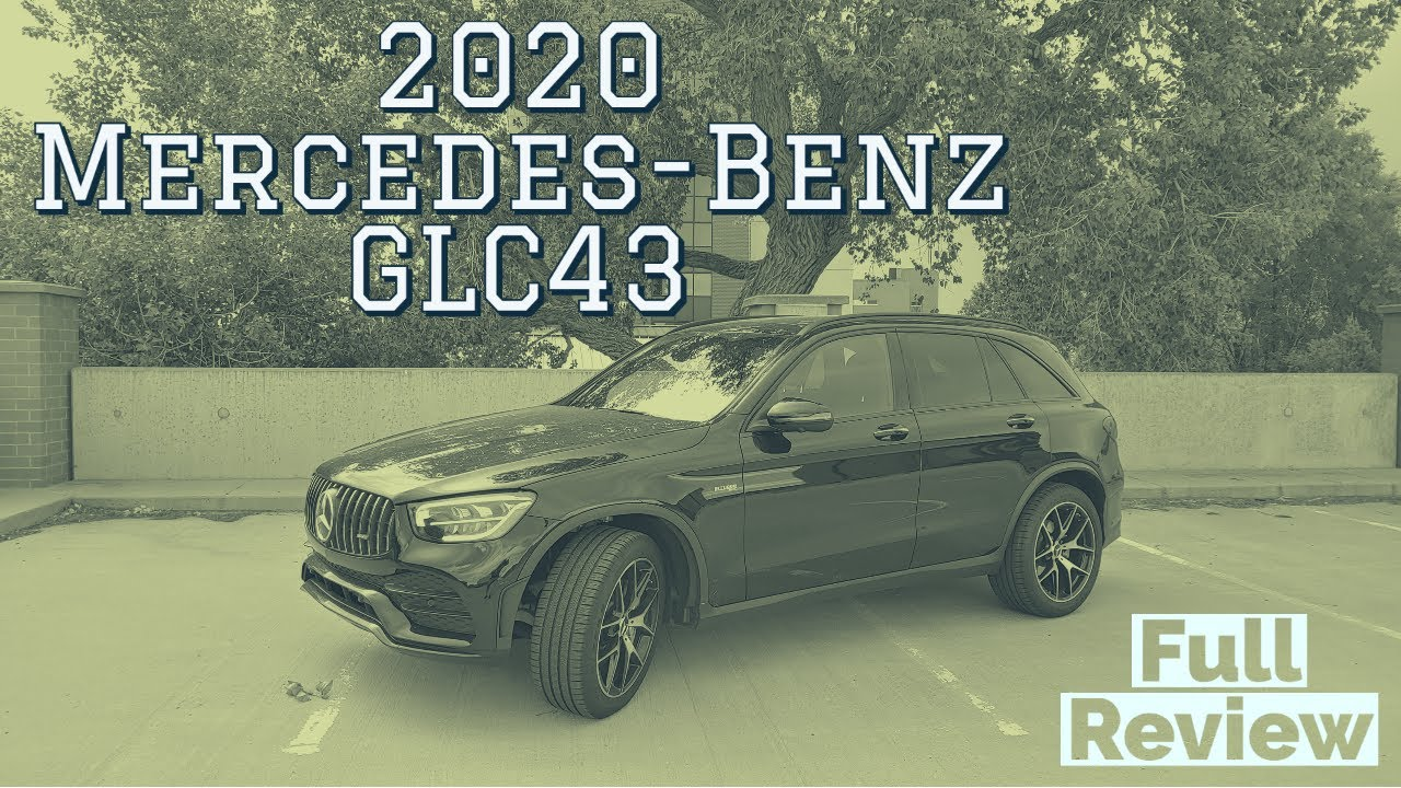 2020 Mercedes Benz AMG GLC43 review