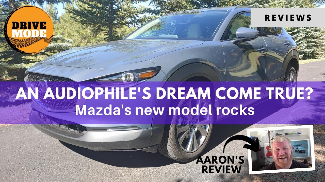 Review: All-New 2020 Mazda CX-30