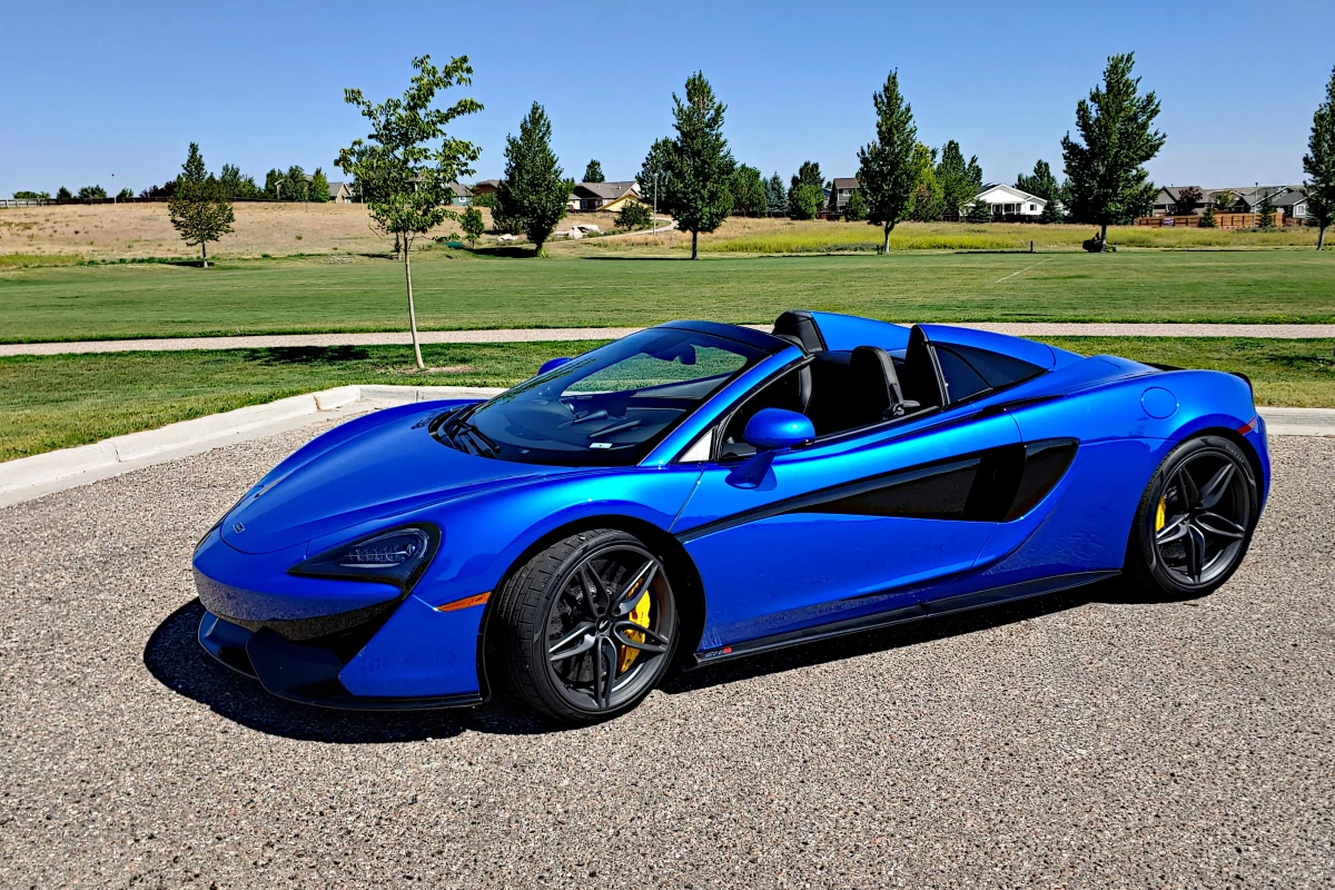 McLaren 570S review: The slings and arrows of supercar driving