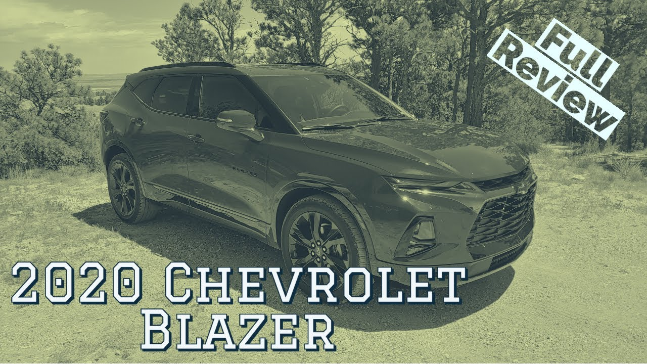2020 Chevrolet Blazer RS review