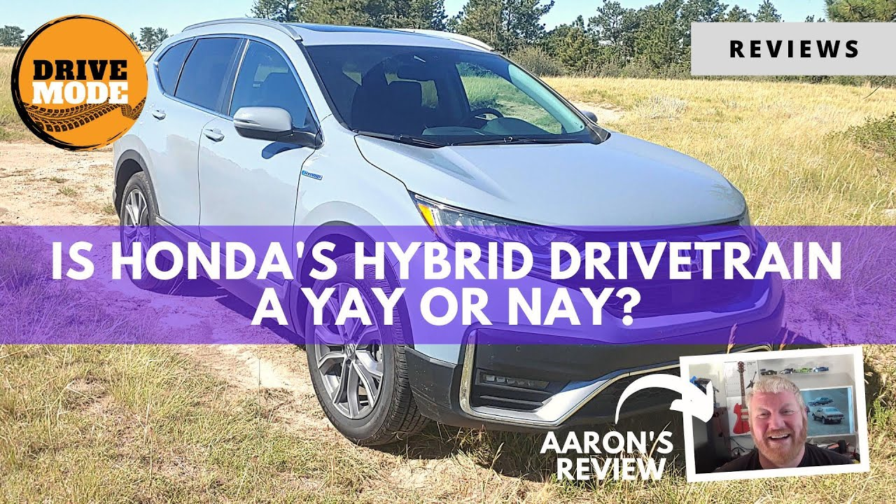 Review: 2020 Honda CR-V Hybrid