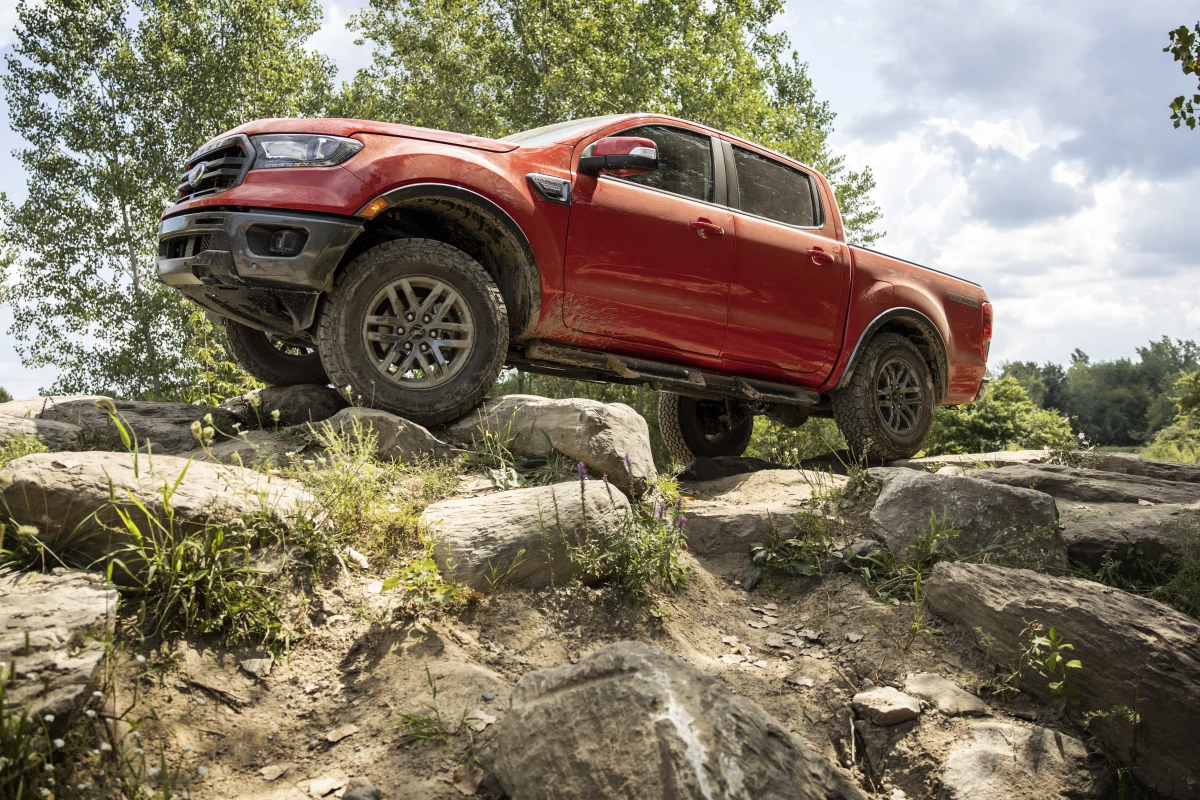 Ford adds off-road-ready Tremor package to the Ranger pickup