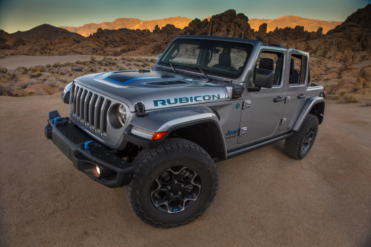 Jeep adds Wrangler 4xe to electrified lineup