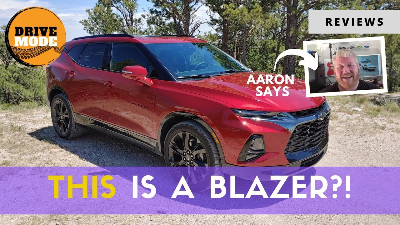Review: 2021 Chevrolet Blazer RS